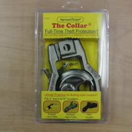 THE COLLAR FULL-TIME THEFT PROTECTION FOR BULLDOG COUPLERS
