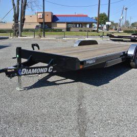 DIAMOND C GTF20X82 CAR HAULER