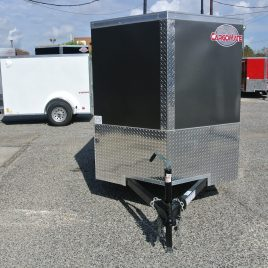 2022 CARGOMATE CHARCOAL 5 X 8 TRAILER